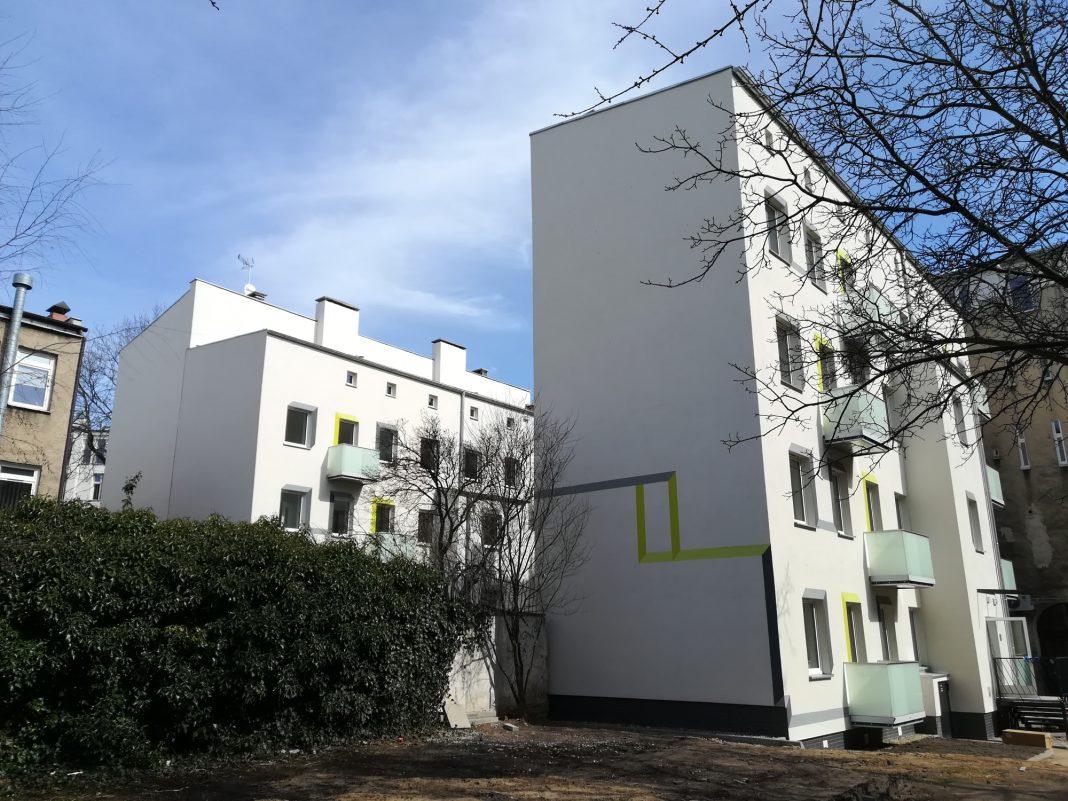 oficyny modernizacja Szczecin