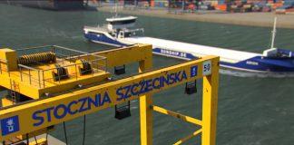 semi-autonomiczny statek