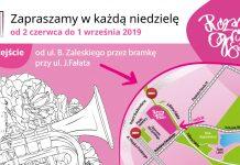 Różany Ogród Sztuki program czerwiec