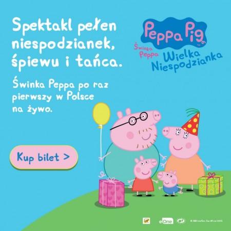 Świnka Peppa i Wielka Niespodzianka!