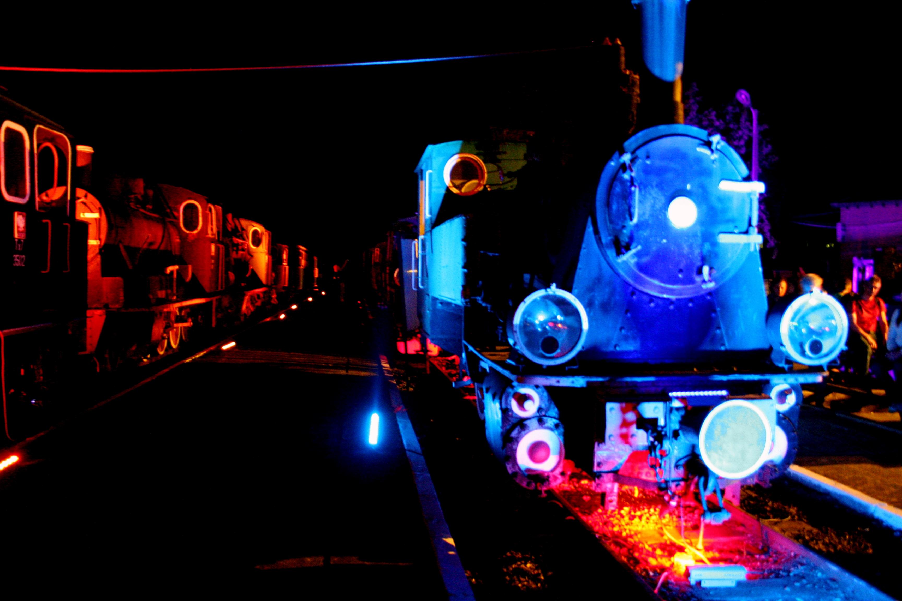 Nocny Pociąg do Muzeum
