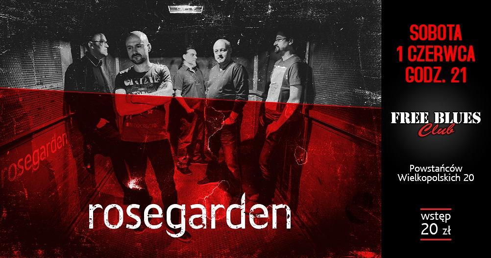 Rosegarden w Free Blues Club