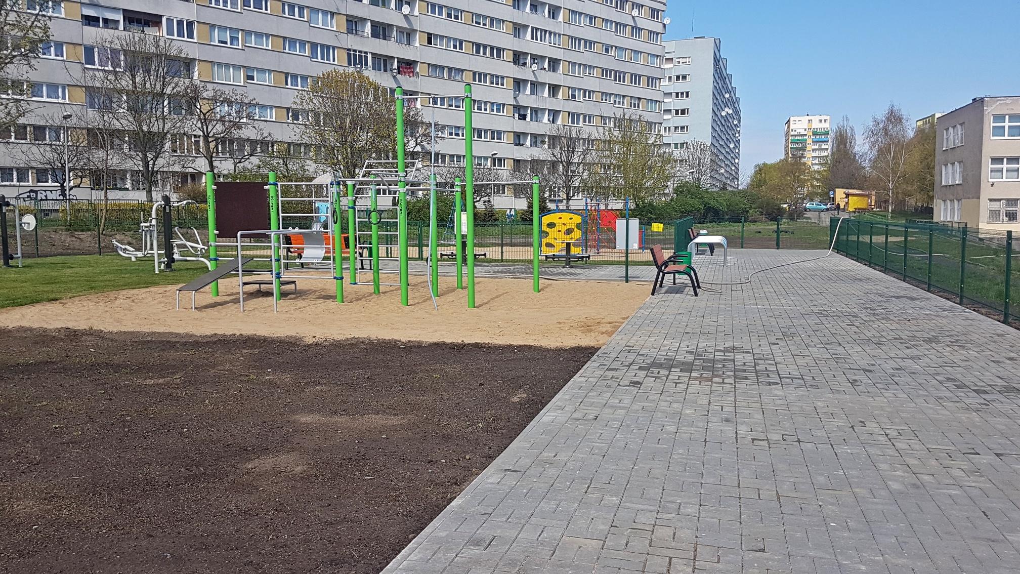 Szczecińskie Otwarte Strefy Aktywności