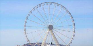 diabelski młyn Wheel of Szczecin