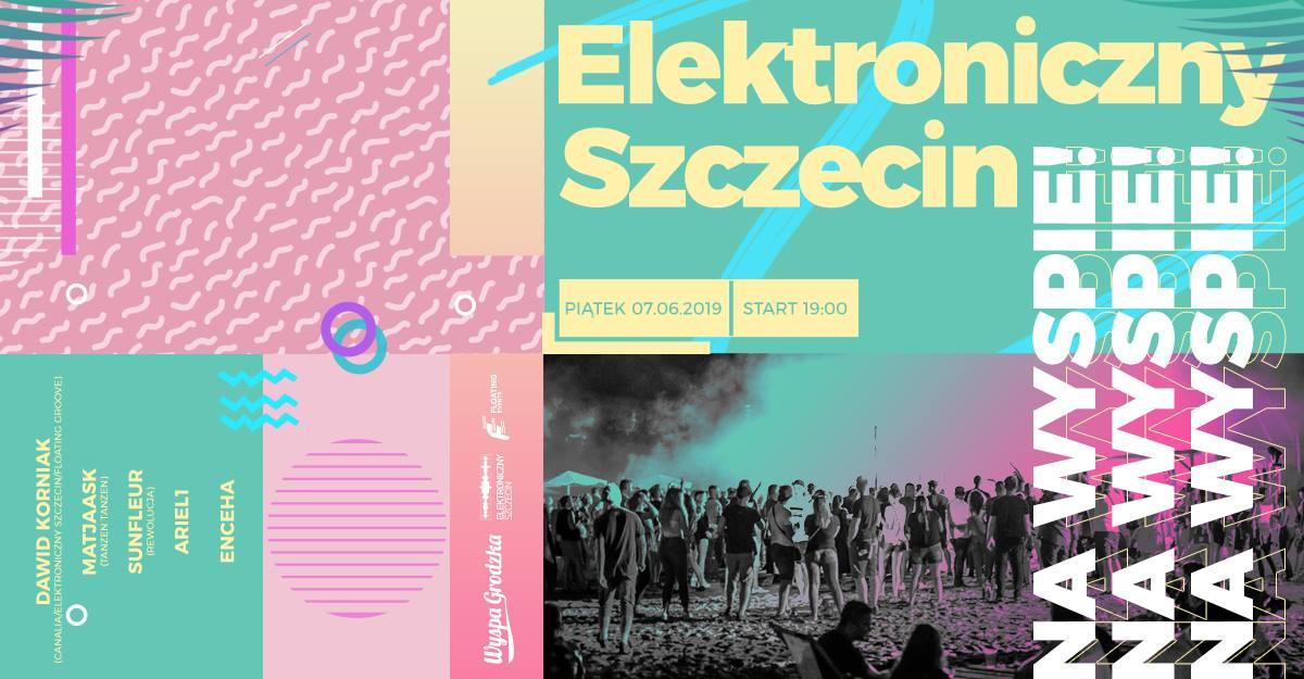 Elektroniczny Szczecin na Wyspie!