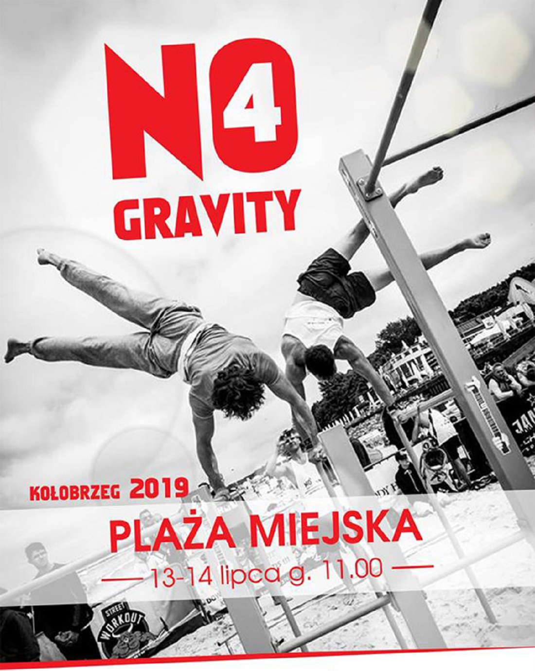 FITNESSinONE Street Workout NO GRAVITY 4