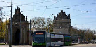zapowiedzi przystanków tramwaje Dzień Dziecka