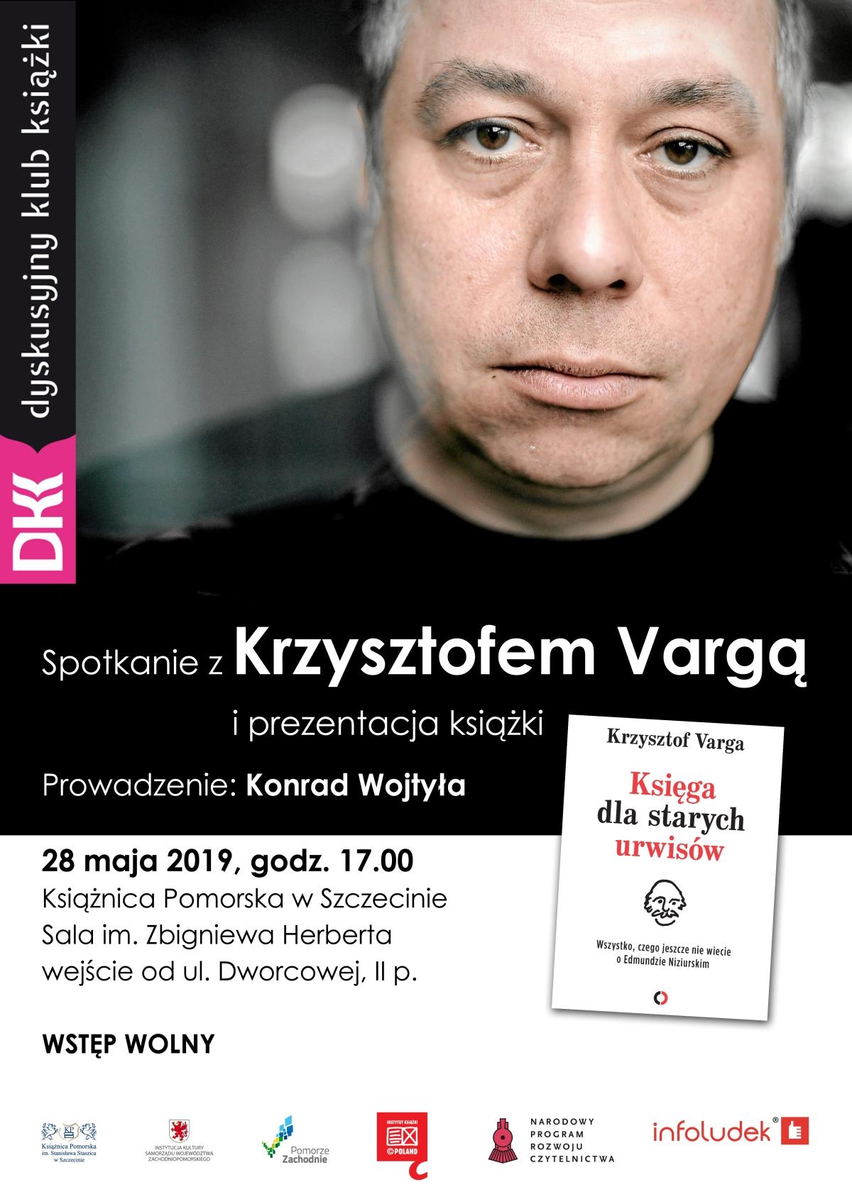 Krzysztof Varga Książnica Pomorska