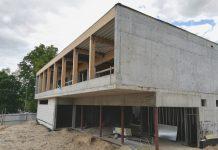 Centrum Aktywności Lokalnej budowa