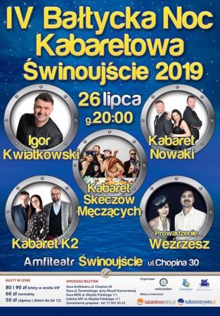 IV Bałtycka Noc Kabaretowa