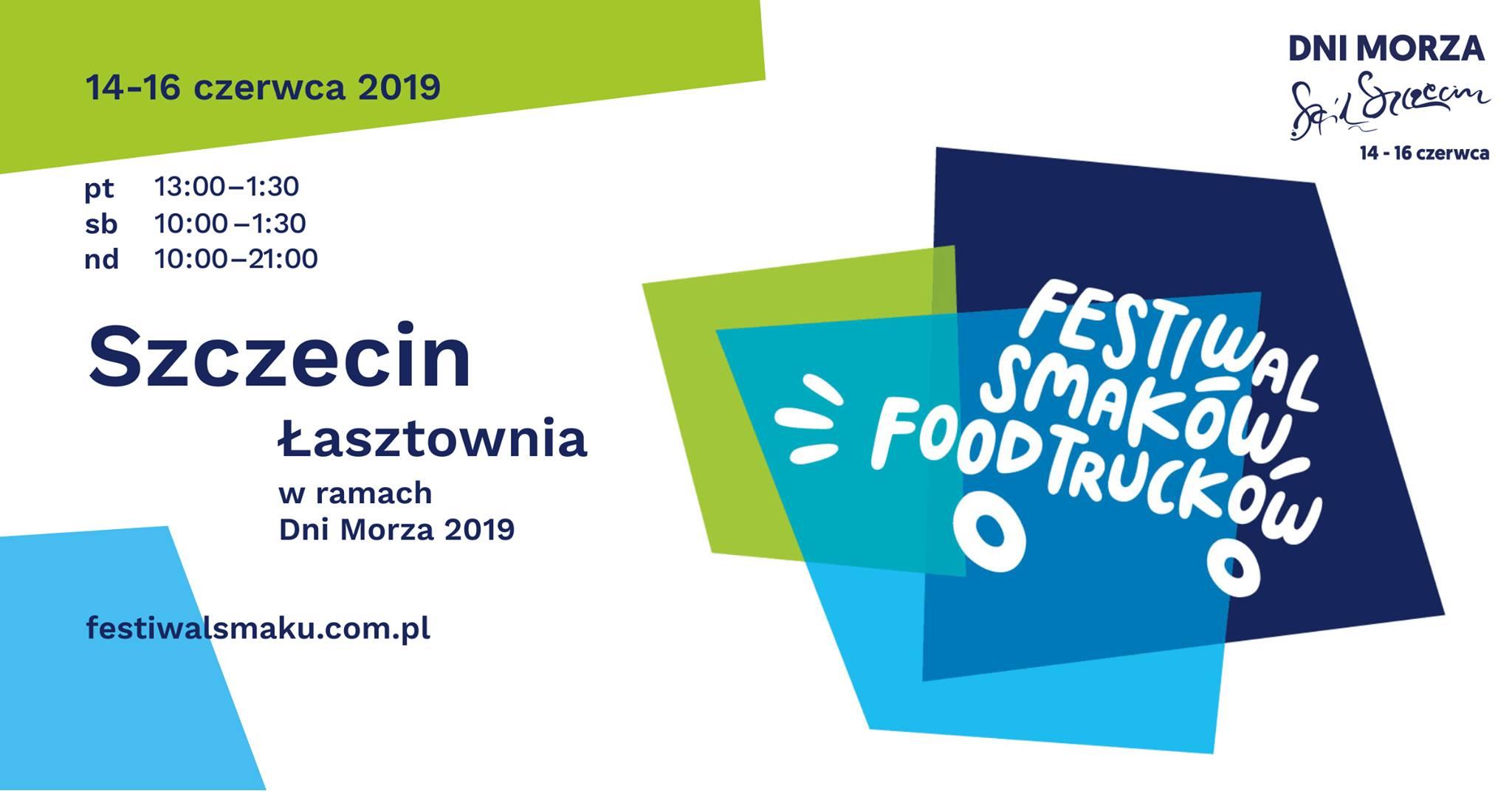 Festiwal Smaków Food Trucków w ramach Dni Morza