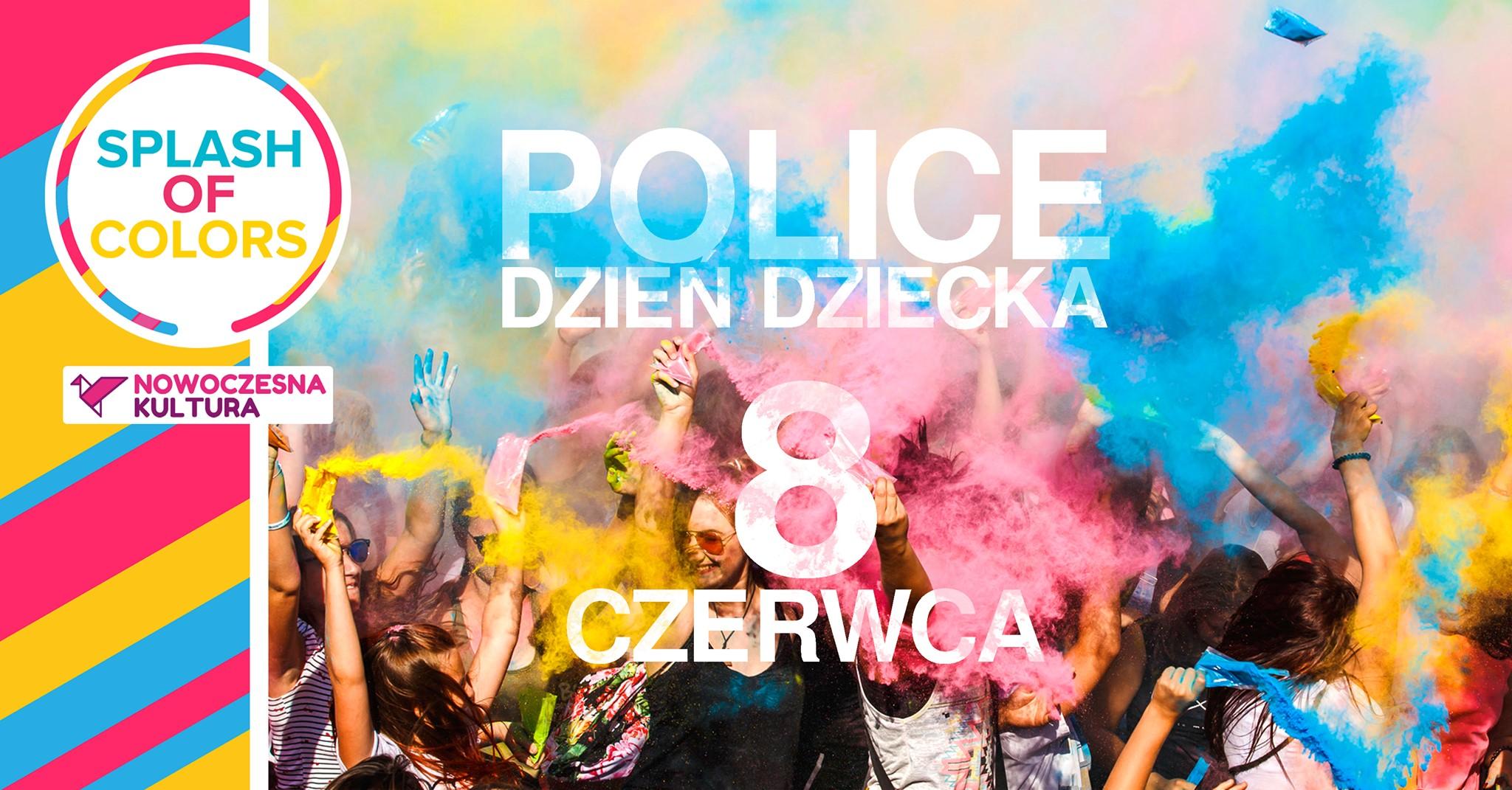 Splash of Colors - Święto Kolorów Holi