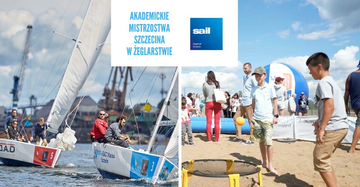Akademickie Mistrzostwa Szczecina w Żeglarstwie