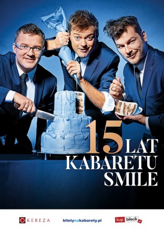 Kabaret Smile - The Best of 15 lat Kabaretu Smile!