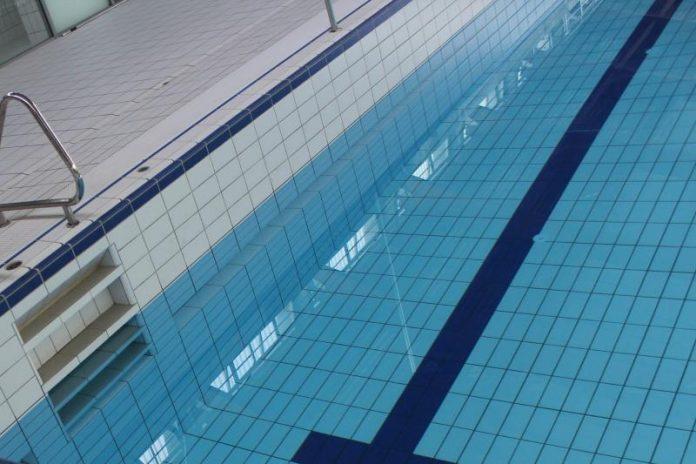 basen SDS zamknięty