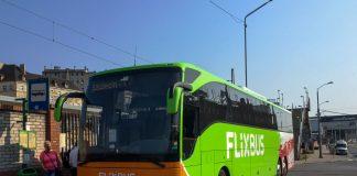 Flixbus Szczecin Gdańsk Olsztyn