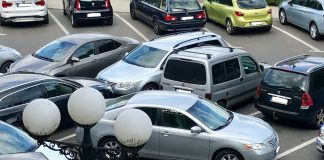 parking Barłomiejka Jasne Błonia