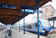 połączenie kolejowe Szczecin-Poznań