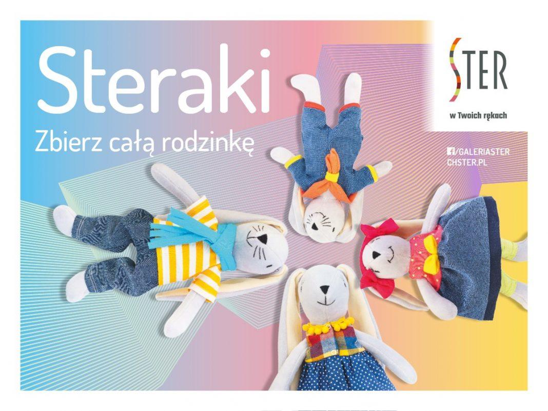 maskotki STERaki