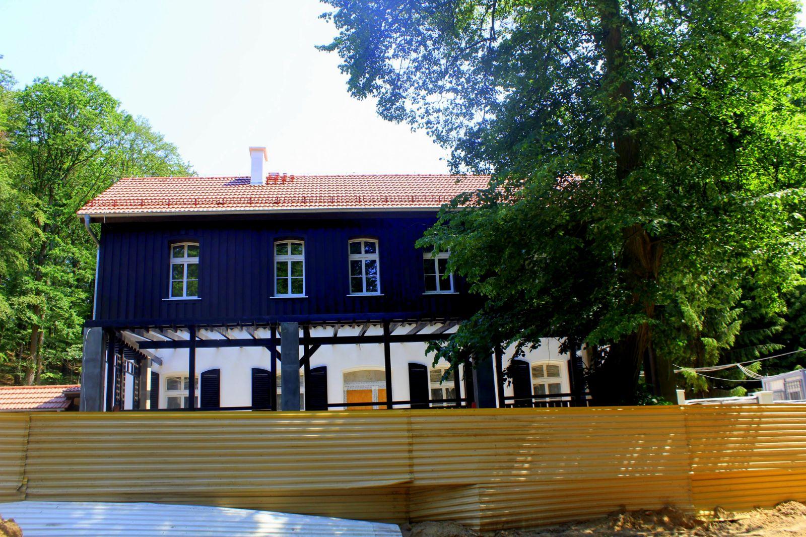 Szmaragd Szczecin budowa