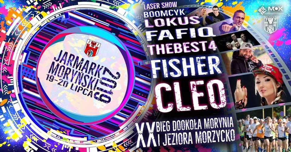 Jarmark Moryński 2019 - Festiwal Sportowo-Rekreacyjny