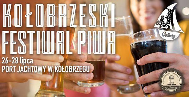Kołobrzeski Festiwal Piwa - odwołane