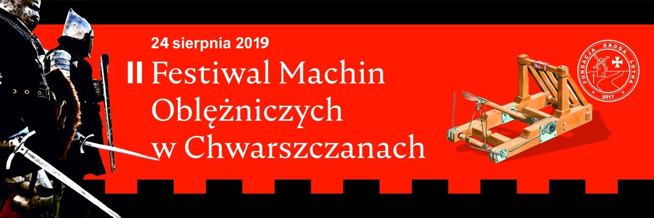 II Festiwal Machin Oblężniczych