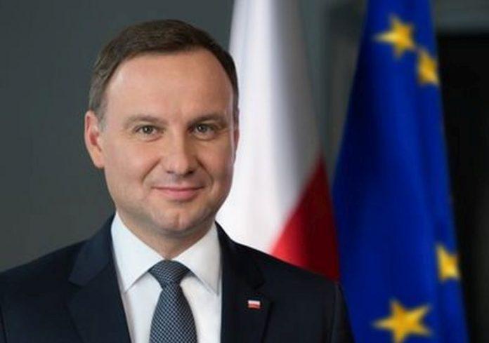 Andrzej Duda Szczecinek Drawsko Pomorskie