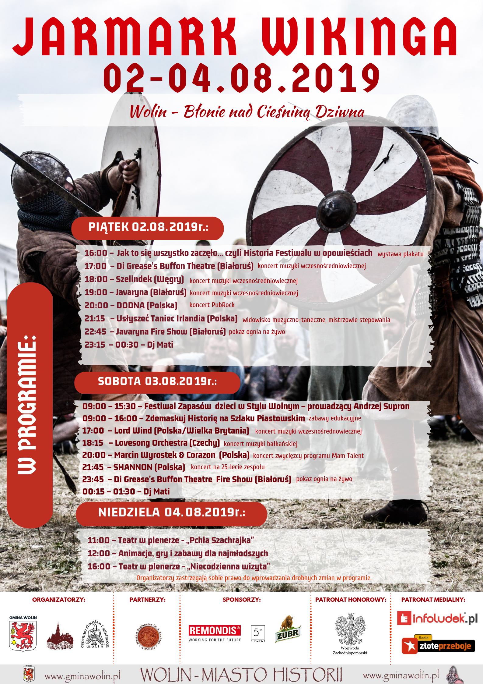 XXV Festiwal Słowian iWikingów