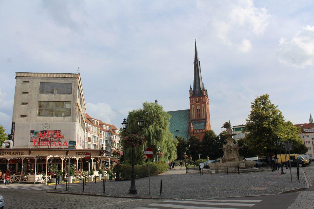 Plac Orła Białego warianty