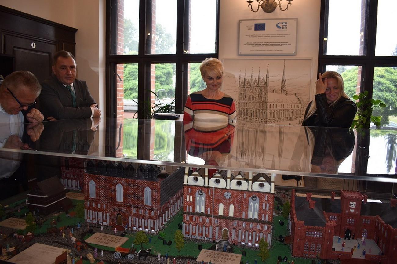 wystawa Historyczne Ratusze Kołobrzegu