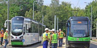 linie tramwajowe Las Arkoński