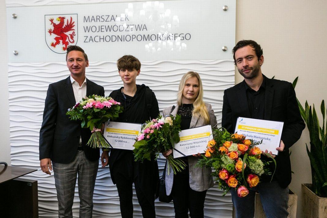 stypendium artystyczne marszałka 2019