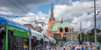 Triathlon Szczecin 2019 organizacja ruchu komunikacja