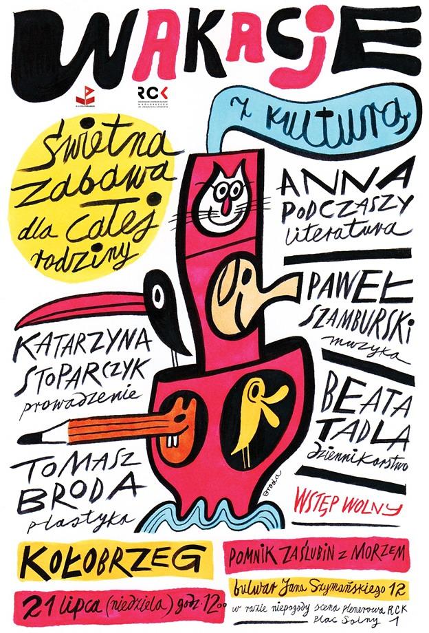 Wakacje z Kulturą - Biuro Literackie