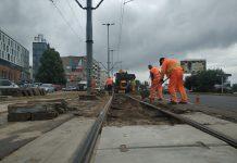 kumulacja inwestycji drogowo-tramwajowych w Szczecinie