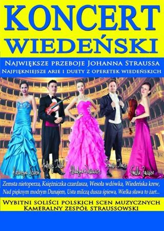 Koncert Wiedeński - Artyści Scen Polskich
