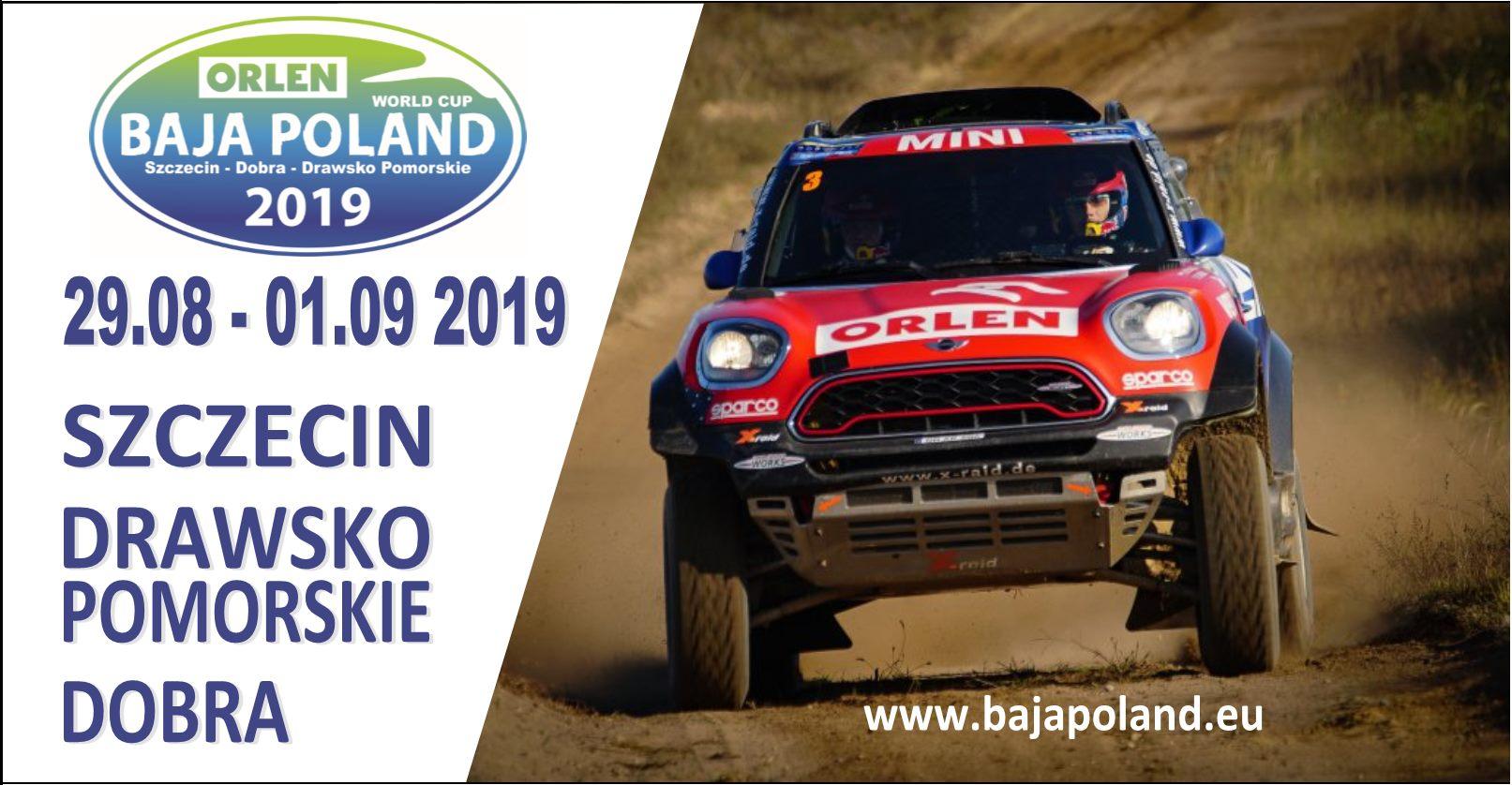 Orlen Baja Poland - Puchar Świata FIA w Rajdach Terenowych