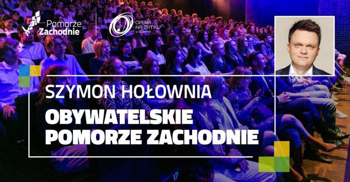 Szymon Hołownia - Obywatelskie Pomorze Zachodnie