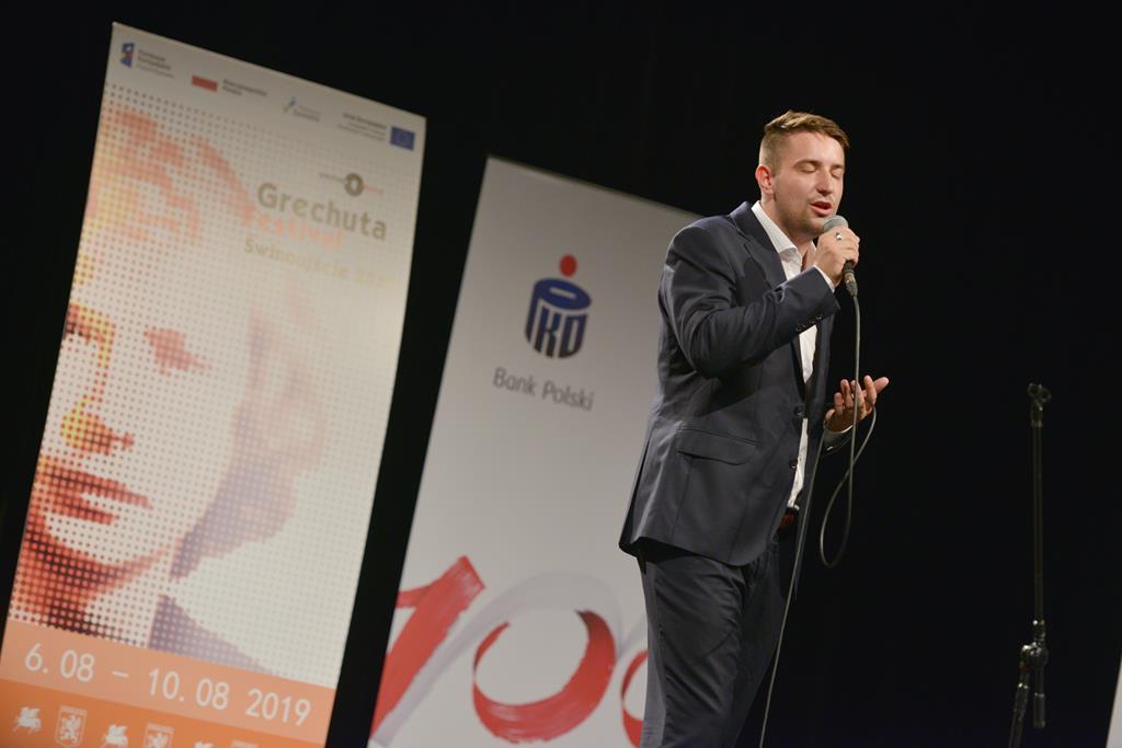 Jan Zakrzewski konkurs Grechuta Festival