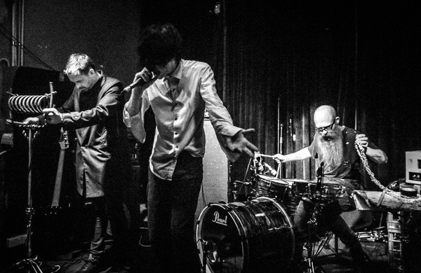 Noise w Teatrze: koncert Kollaps (Australia)