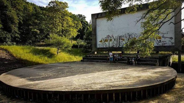 Amfiteatr Żydowce przetarg