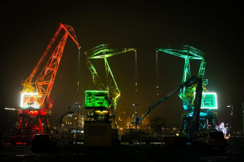 Iluminacje Szczecin
