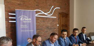 Enea Operator ZUT w Szczecinie współpraca