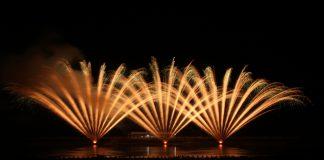 fajerwerki tradycja festiwale
