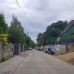 przebudowa ulica Huculska Szczecin