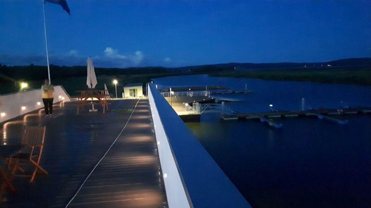 przystań marina Świnoujście Łunowo