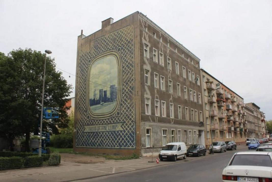 Street Art Szczecin 2021