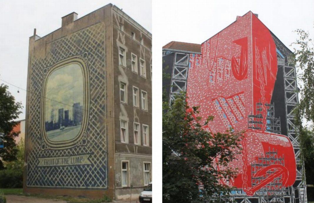 murale Pomorzany