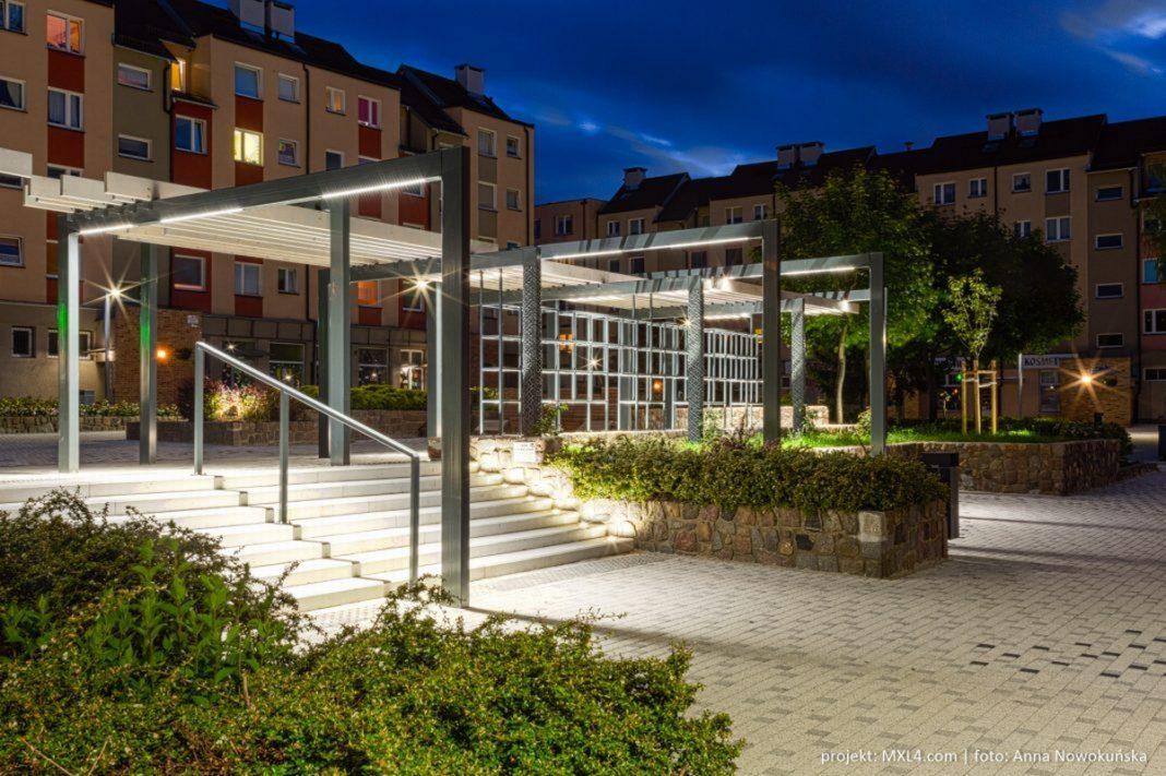 Plac Literatury Najlepsza Przestrzeń Publiczna 2019